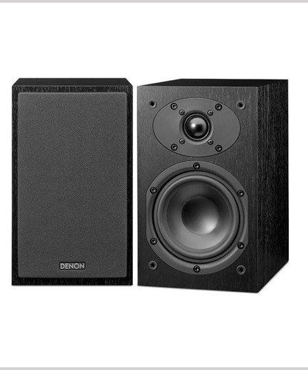 Denon SC-M39 Hifi Speakers (Black)