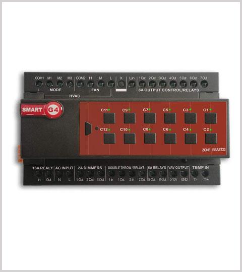 Zone-Beast 23 port Mix Control Module